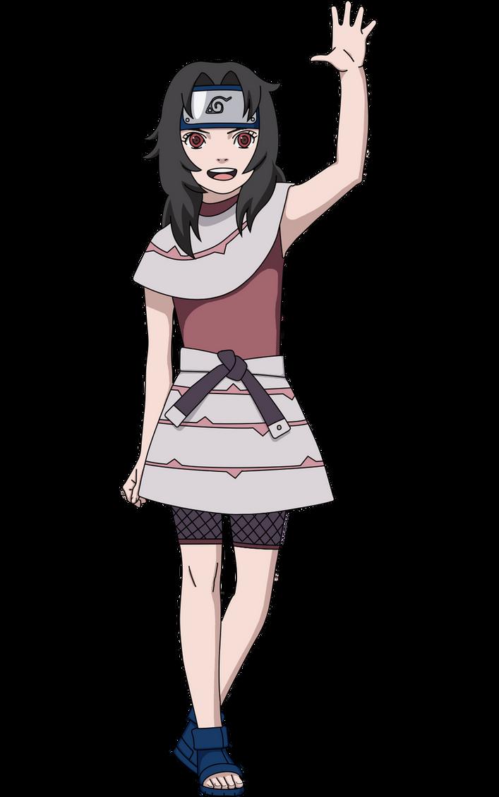 Yuhi Kurenai: Genin by MeredithSGA on DeviantArt