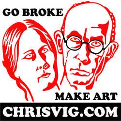 Go Broke, Make Art