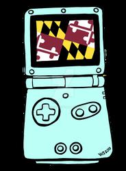 Nintendo Gaithersboy Advance SP