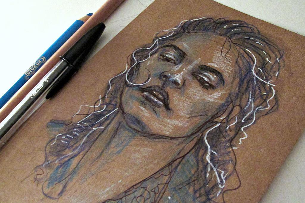 Lizzie by MirriamElin