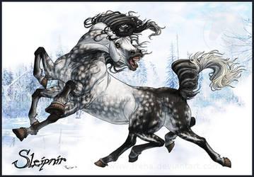Sleipnir's Rage by Freha
