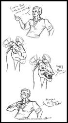 Dargons Don't Smile by Freha