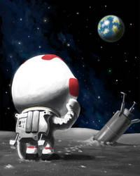 Kerbal Space Program by 5kypainter