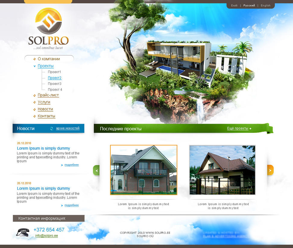 layout for architect companyfr1end on deviantart