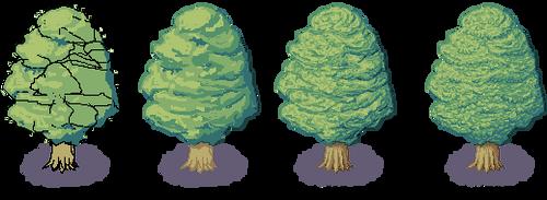 It's a Tree by D-e-n-a