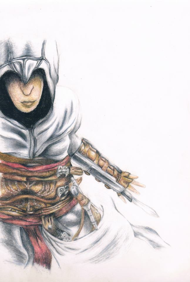Altair Ibn-La'Ahad by Madsqueaky