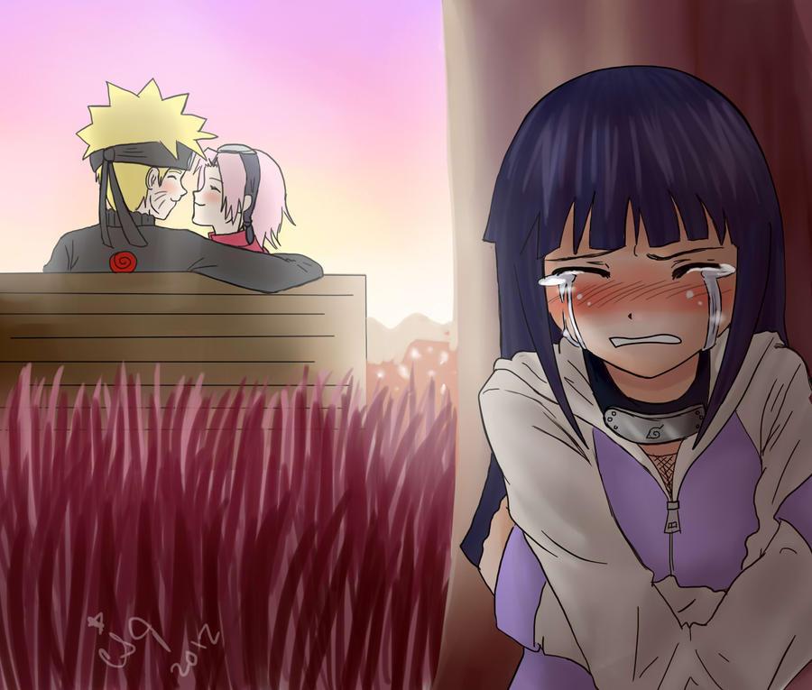 I'm Happy You're In Love-Hinata/Naruto/Sakura By