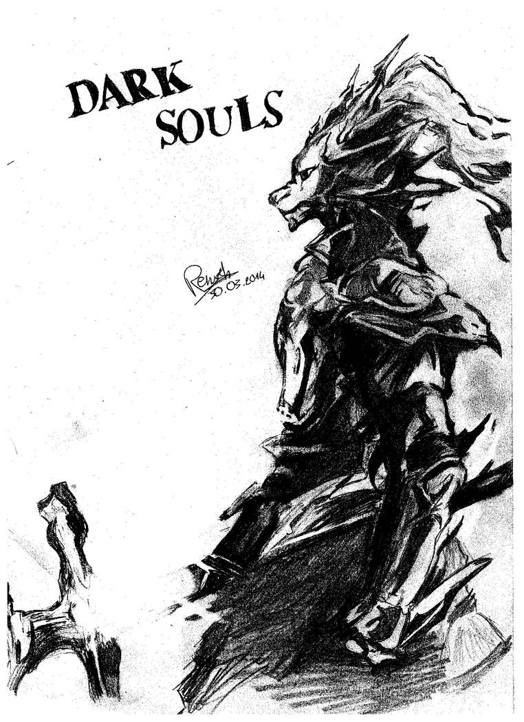 Dark Souls - Ornstein