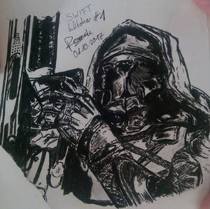 Destiny INKTOBER Swift