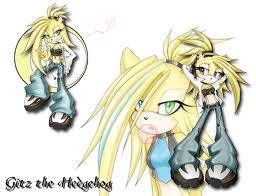 Dero The Hedgehog Gitz-ann-jey (A...