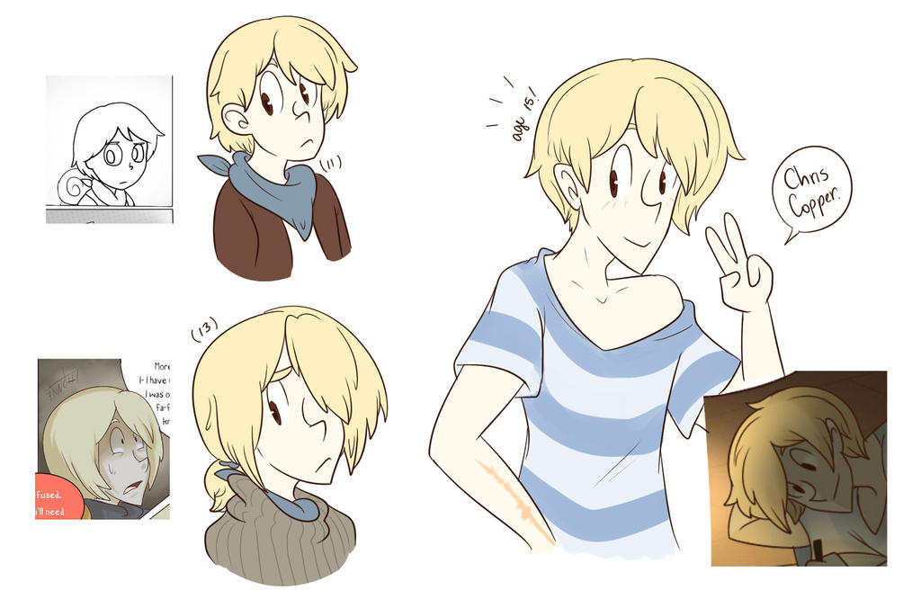 Quickref-Chris by liepardette