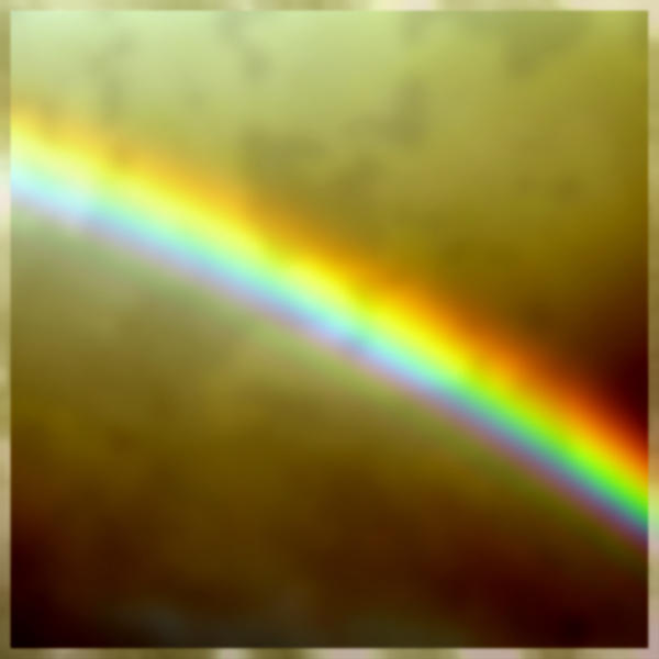 radiohead wallpaper in rainbows