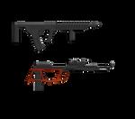 Borealis, Deyrmyr rifles