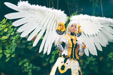 Elsword - Eve Archangel
