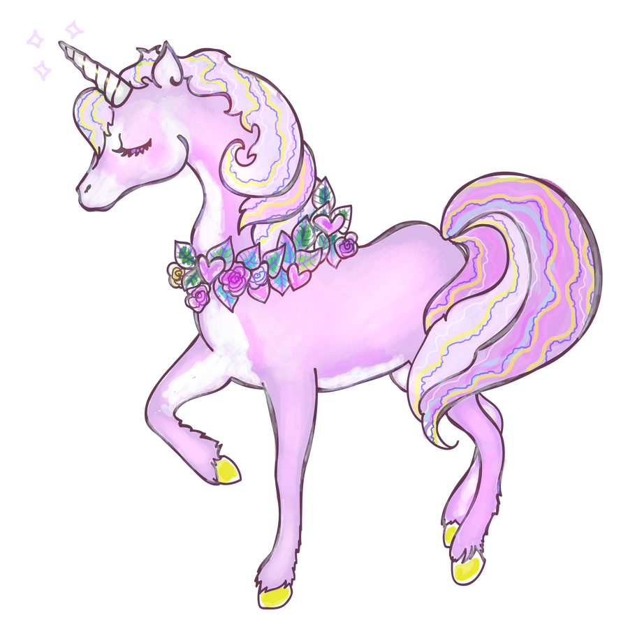 free to use transparent unicorn png by spiffydame on deviantart