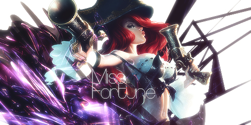 Rate me : radial3D again Miss_fortune_by_radial3d-d6kh1qs
