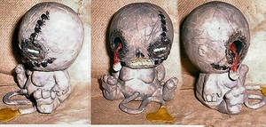 my lil dead baby by maggot33