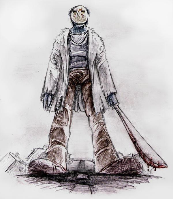 Fear the Jason by Noddi