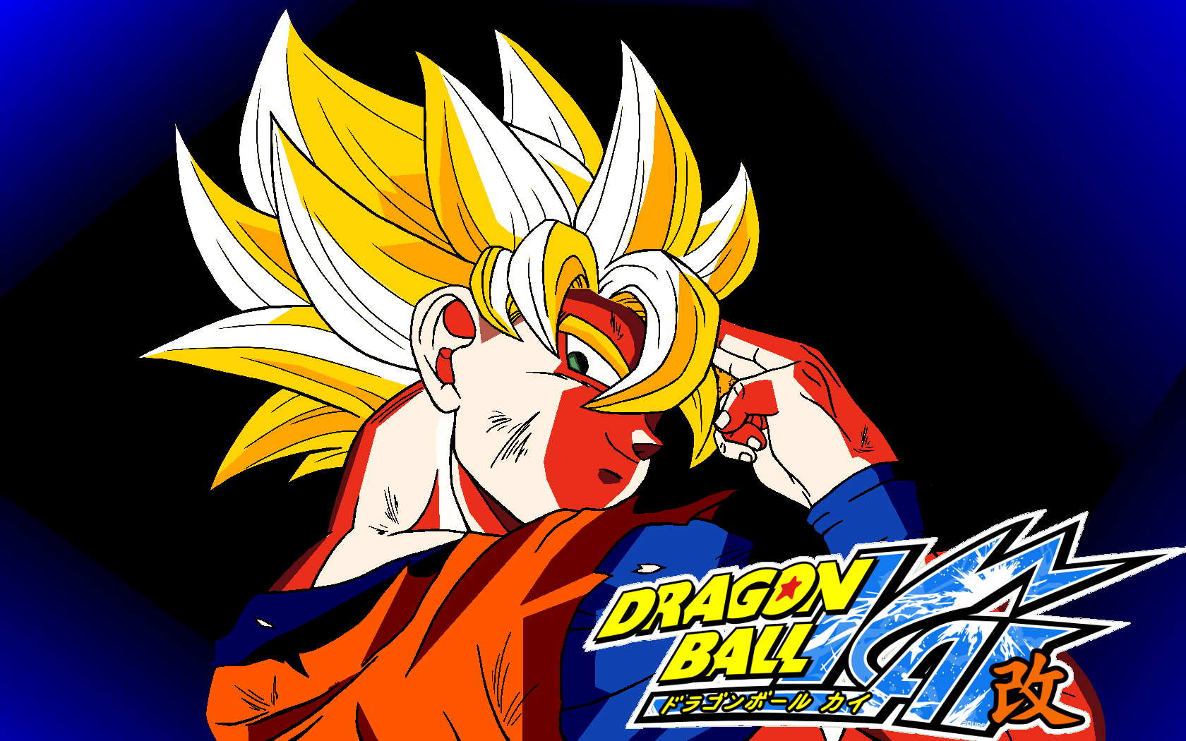 Goku 1 20super Saian Download: Dragon Ball Z Goku Super Saiyan 1 To 20 Wallpapers