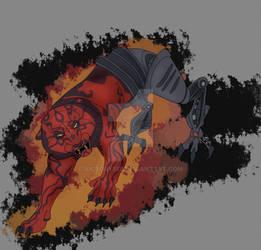 Zabratiger Darth Maul by Victory555