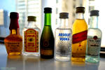 alcohol minis