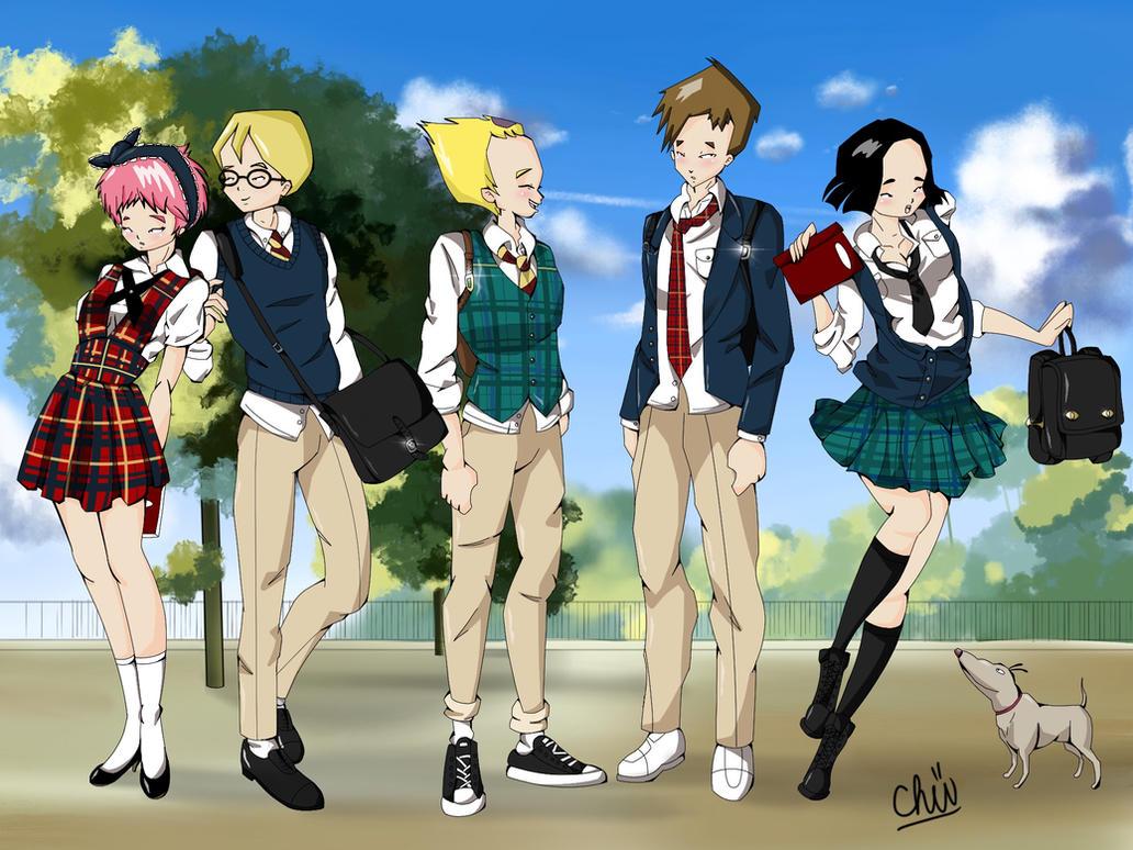 School Daze - Part 1