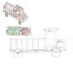 Ekun 3 sketches by generalurist