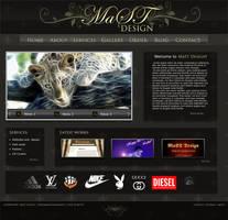 MaST Design New WebPage Design by mastdesign