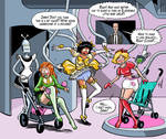 Request - Totally Spies totally humiliated