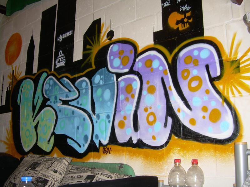 bedroom graffiti by graff writer on deviantart