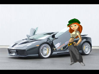 Lamborghinihamann Kim Possible By Blackhawk8 On Deviantart