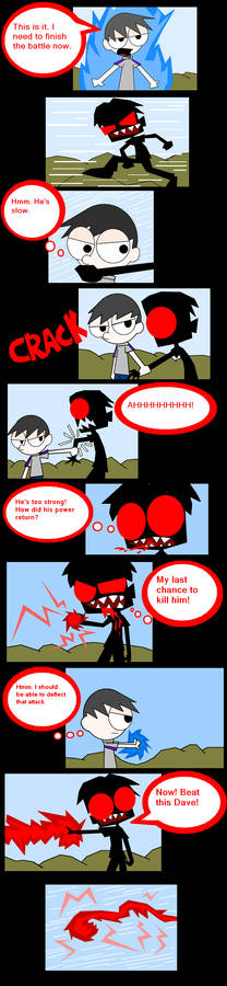 Page 33 Snafu Member Comic