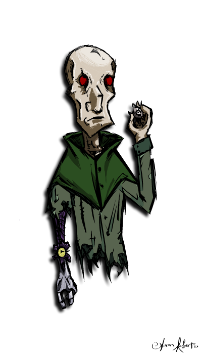 Oddity-Aaron's Profile Picture