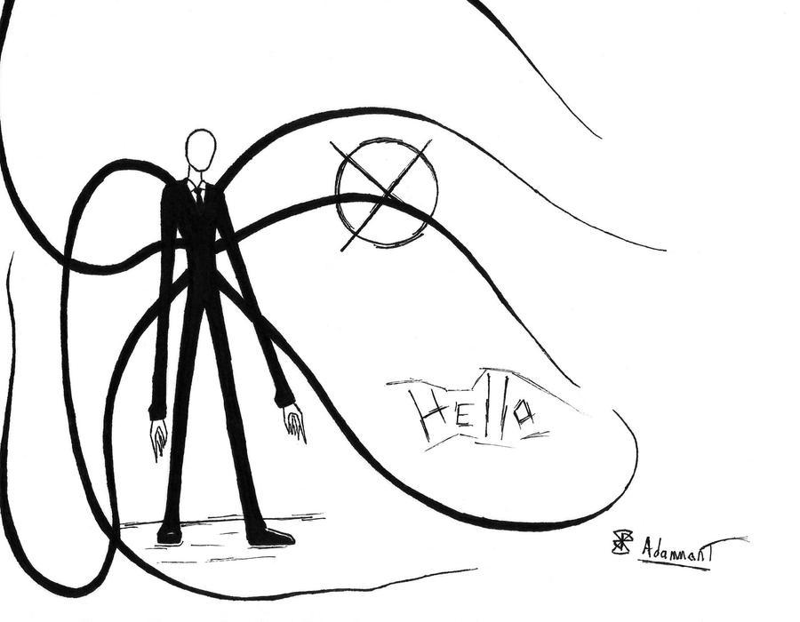 Hello by Adammant
