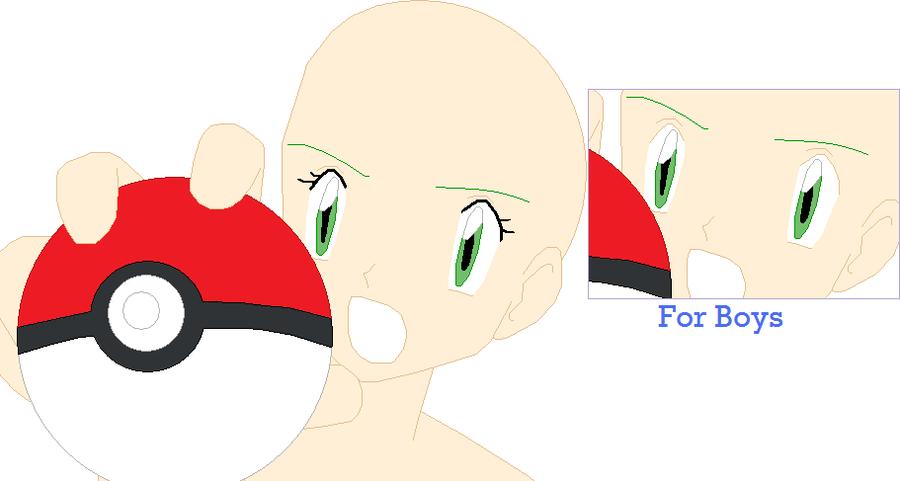 pokemon trainer base by chelseacatgirl on deviantart