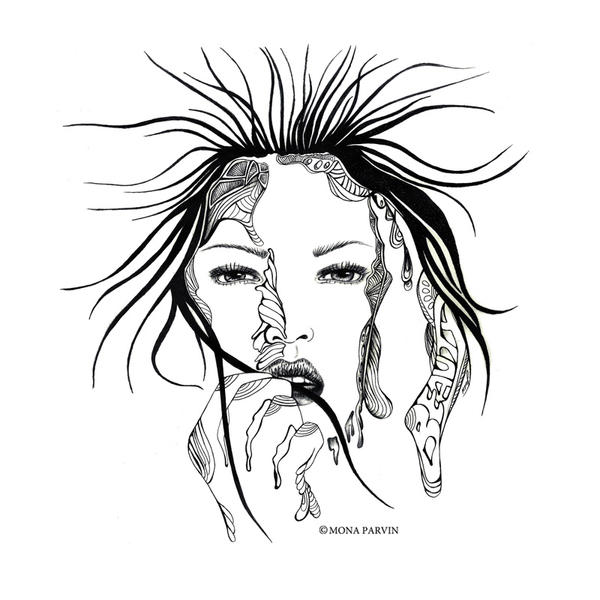 Beauty by MonaParvin