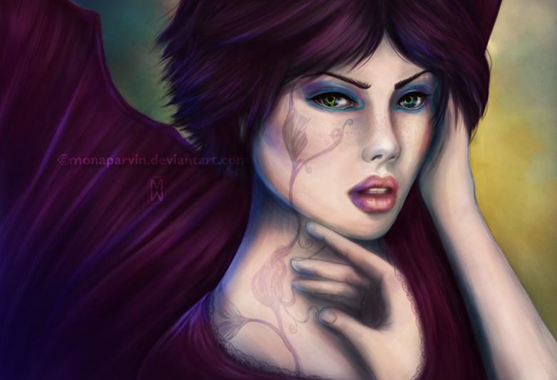 Sasha by MonaParvin