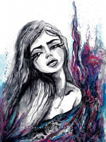 Sorrow by MonaParvin