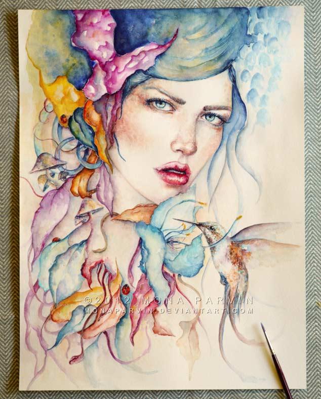 Mia by MonaParvin