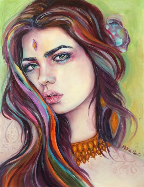 Maya by MonaParvin