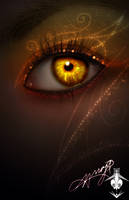 Phoenix Eye by Ethereal-Divinity