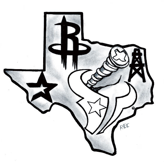 H TOWN TATTOO DESING By TXREC