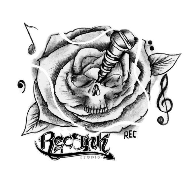 Rec Screwed Up RoseHtown TattooScrewston