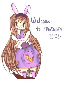 MiniDonut's Profile Picture