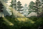 The Forest of Nier by Kouq98