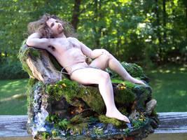 New Male Elf by mistweaversrealm