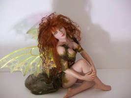 NOT blonde faerie4 by mistweaversrealm