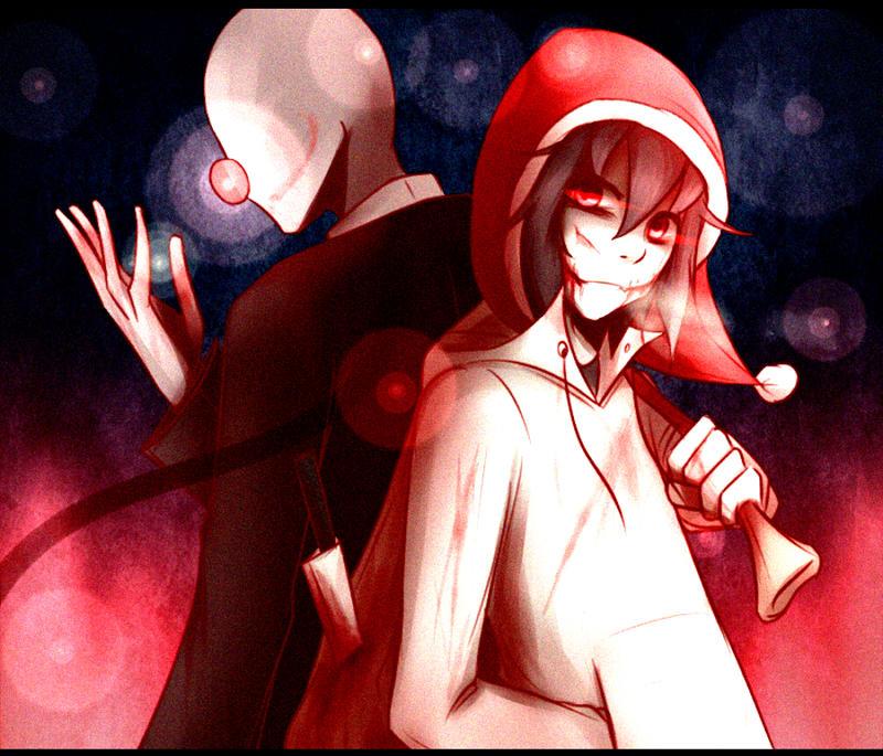 Creepy Christmas :3 by Likesac on DeviantArt