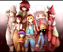 Final Fantasy IX :33 by Likesac