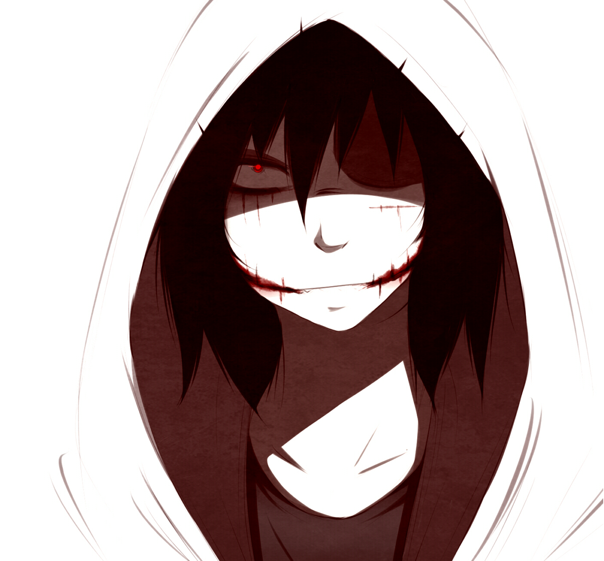 Jeff The Killer by Likesac on DeviantArt